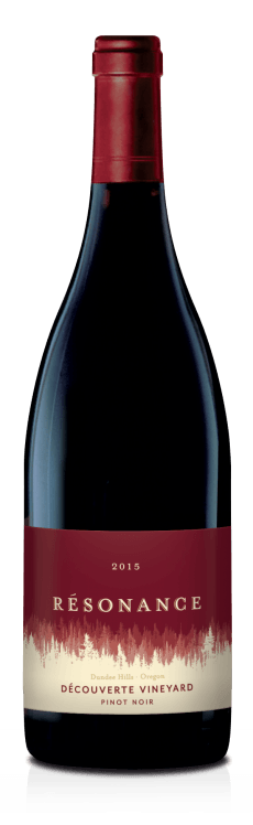 Decouverte Vineyard Pinot Noir - 2015